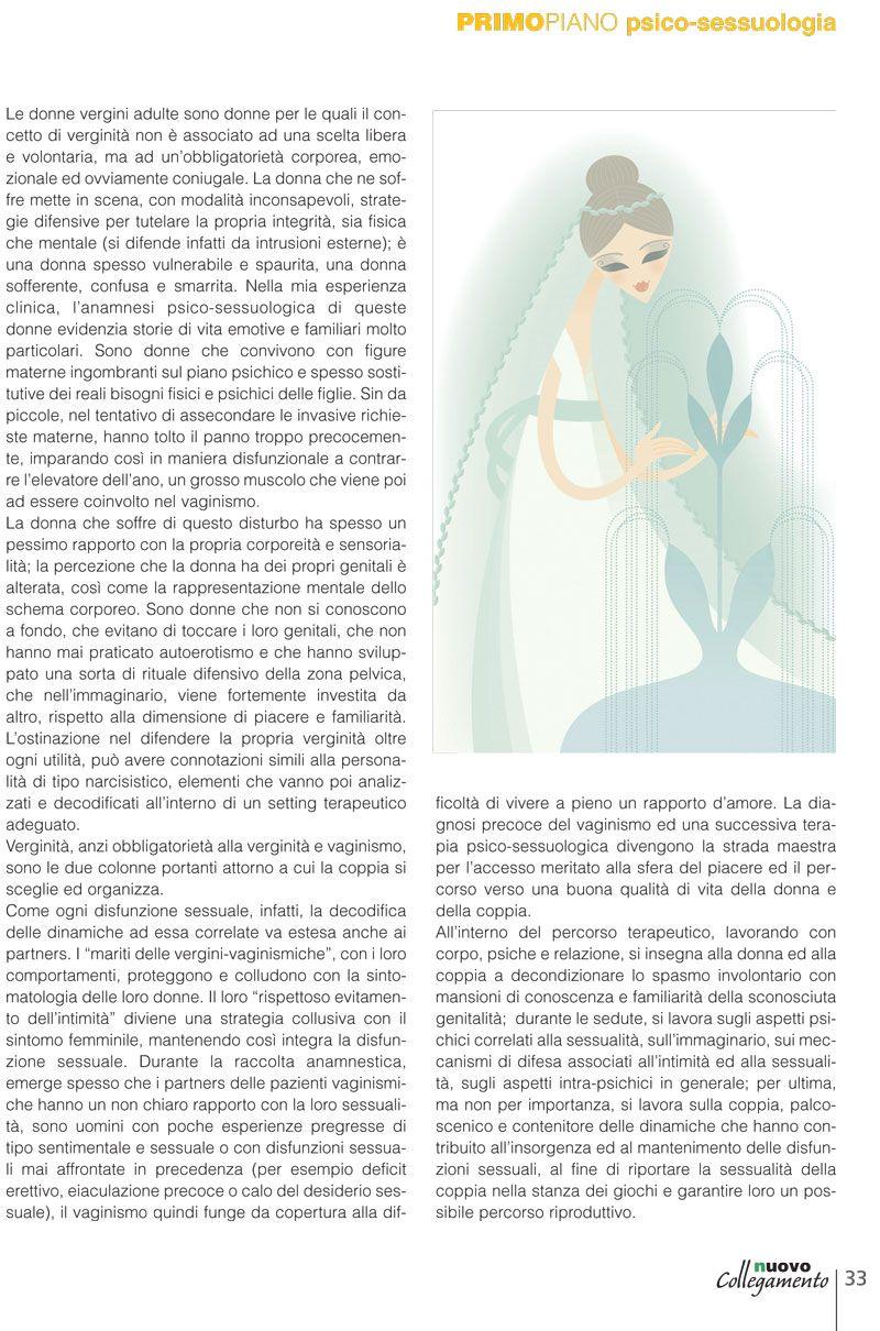 """Valeria Randone per """"Nuovo Collegamento"""""""