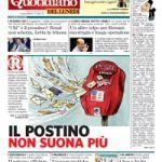 """""""Il Fatto Quotidiano"""" intervista la Dott.ssa Randone. Lunedì 6 gennaio 2014"""