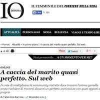 """""""Io donna"""" del """"Corriere della sera"""" intervista la Dott.ssa Randone"""