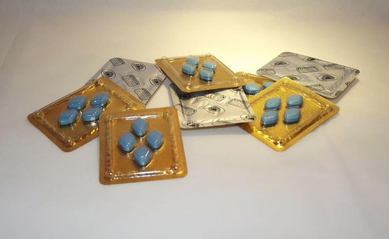 Pfizer pillola blu