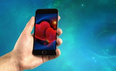 Amore touch screen - app per cuori solitari