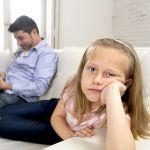 Genitori fidanzati dopo la separazione, tra l'odio assicurato e la risorsa affettiva