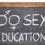 Educazione sessuale nella scuola di oggi