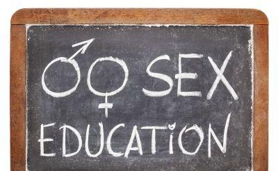 Educazione sessuale a scuola