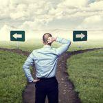 Le scelte difficili della vita: in transito verso. Ansia e cambiamento