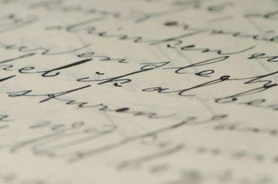 Lettere di addio