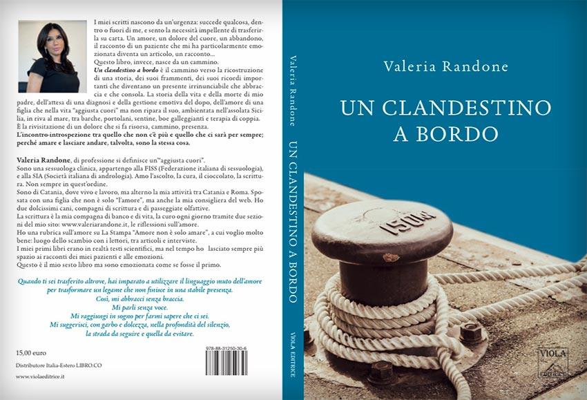 Clandestino a bordo Valeria Randone